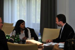 Warsaw Negotiation Round 2015 WNR negocjacje międzynarodowe