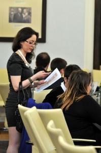 Warsaw Negotiation Round 2015 WNR negocjowanie