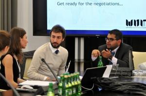 Warsaw Negotiation Round 2015 WNR negocjacje Indie Włochy