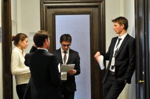Warsaw Negotiation Round 2015 WNR rozmowy w przerwie negocjacji
