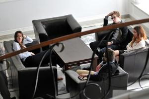 Warsaw Negotiation Round 2015 WNR chwila odpoczynku
