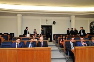 Międzynarodowy Turniej Negocjacyjny WNR negocjacje w Senacie
