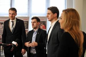 Warsaw Negotiation Round 2015 WNR negocjacje w Senacie - wywiad reprezentacji Polski