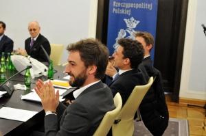 Warsaw Negotiation Round 2015 WNR negocjacjacje biznesowe w Senacie