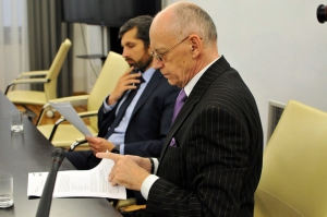 Warsaw Negotiation Round 2015 WNR negocjacjacje biznesowe w Senacie RP