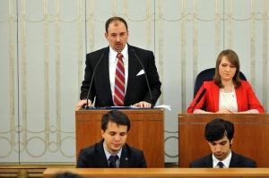 Warsaw Negotiation Round 2015 WNR negocjacjacje biznesowe w Senacie RP - runda finałowa