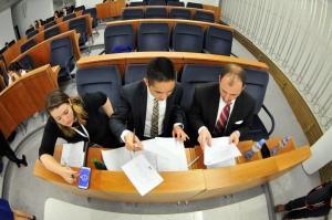 D3S_5940_maleWarsaw Negotiation Round 2015 WNR negocjacjacje biznesowe w Senacie RP - runda finałowa - przemówienia