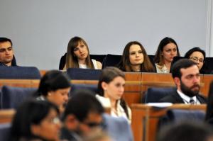 Warsaw NEGOTIATION ROUND 2015 speeches in Senate