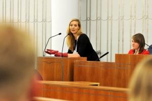 Warsaw NEGOTIATION ROUND 2015 przemówienia w Senacie