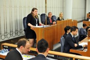 Warsaw Negotiation Round 2015 negocjacje w Warszawie