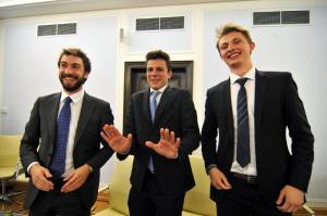 Warsaw Negotiation Round 2015 WNR winners
