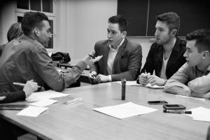 przygotowania do turnieju negocjacyjnego Warsaw Negotiation Round 3 (5)