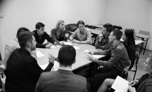 przygotowania do turnieju negocjacyjnego Warsaw Negotiation Round 3 (7)