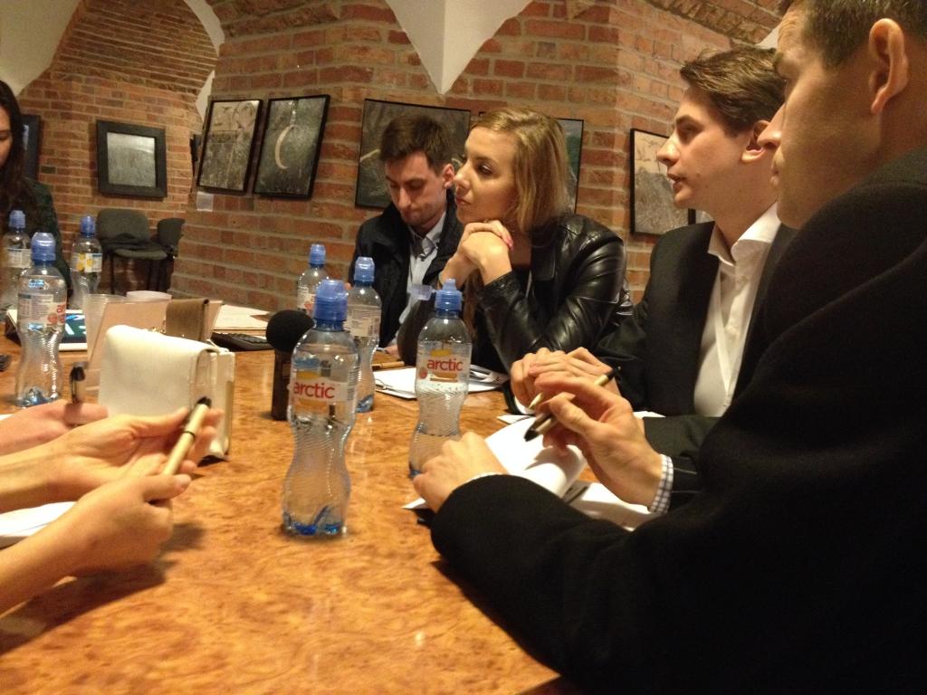Negocjacje WNR 2015 Katedra