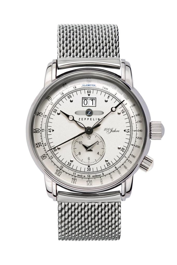 ubiór w negocjacjach - zegarki